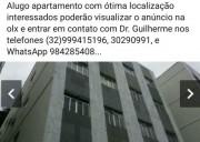 Alugo apartamento em Juiz de Fora