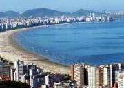 Alugam-se apartamentos em Santos SP , Rua da Faculdade de Medicina de Santos e UNISANTA