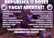 Vaga em república masculina USP Ribeirão Preto