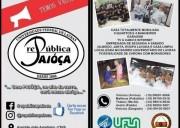 República Paióça – UFLA